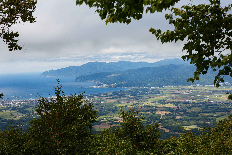 神仙沼展望台