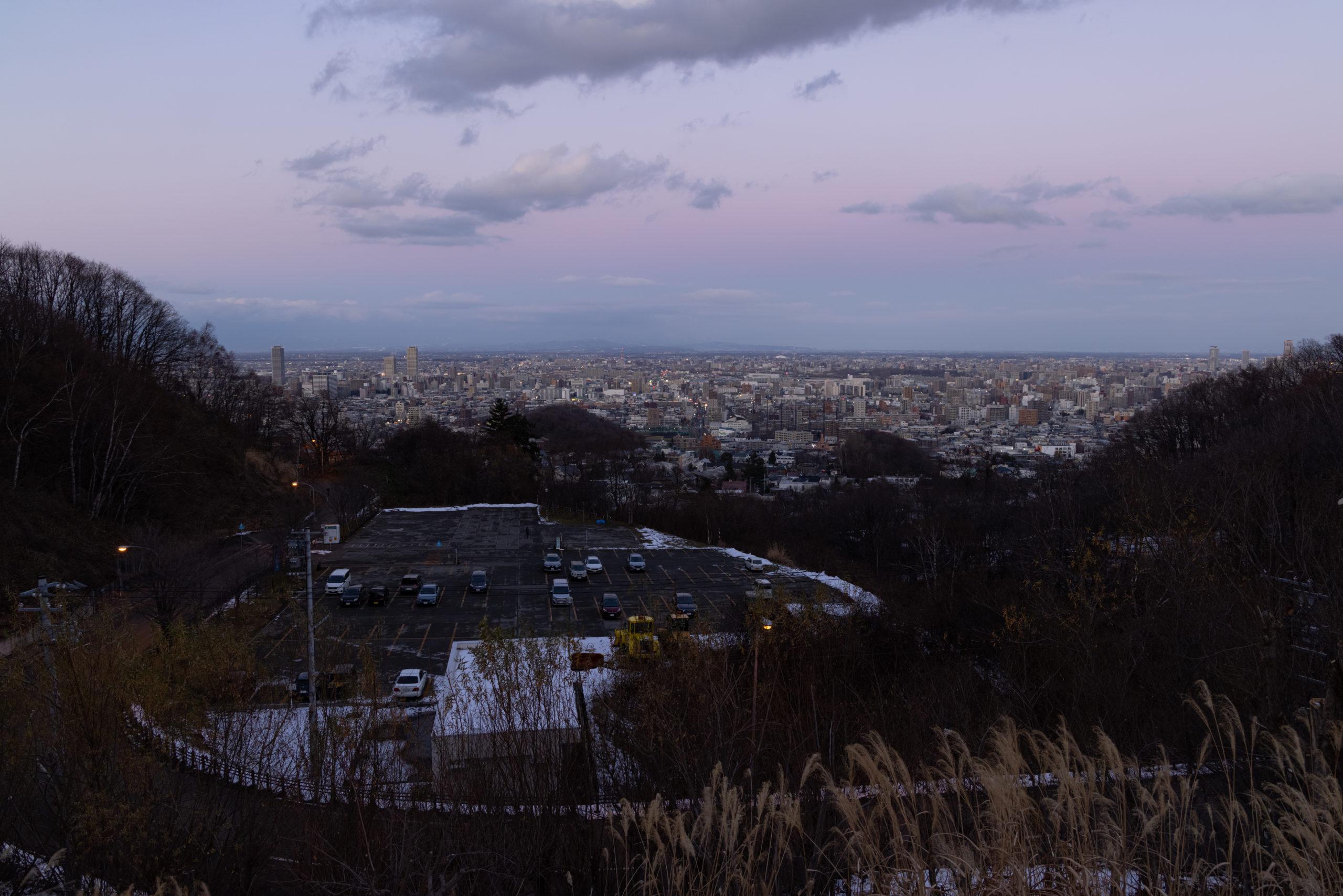 大倉山からの風景