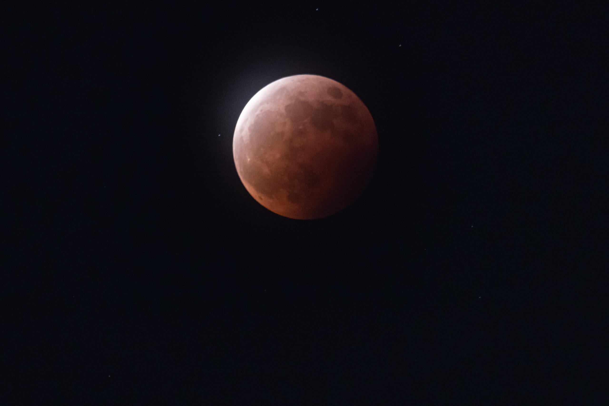 2021年の皆既月食